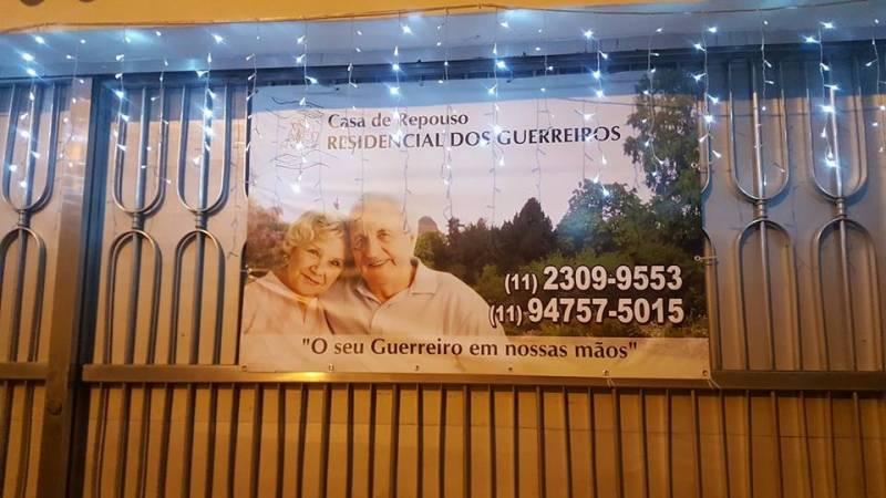 Casa de Repouso com Alzheimer Preço em Lauzane Paulista - Casa de Repouso para Idosos