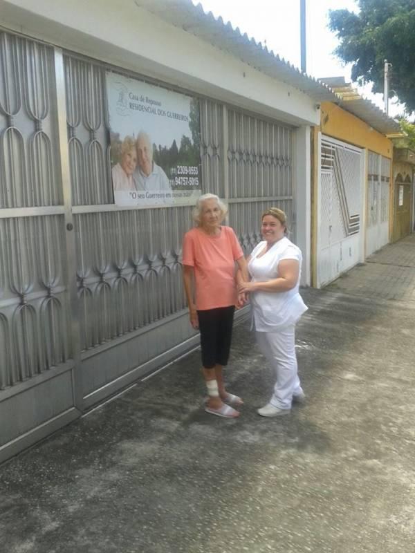 Casa de Repouso com Fisioterapeuta em Sp no Santo André - Casa de Repouso para Senhoras