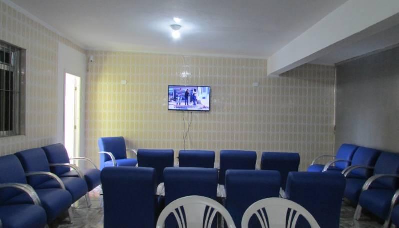 Casa de Repouso com Nutricionista em Sp em Caierias - Casa de Repouso com Assistência Médica