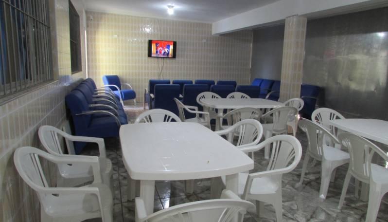 Casa de Repouso em Sp em Jaraguá - Casa de Repouso com Médicos
