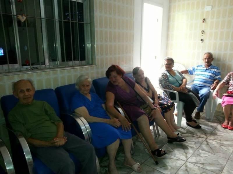 Casa de Repouso Geriátrica em Sp em Nossa Senhora do Ó - Casa de Repouso com Fisioterapeuta