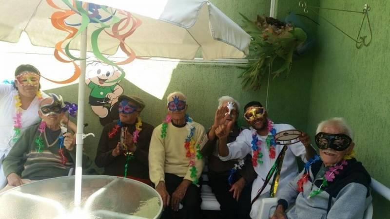Casa de Repouso para Idosos em Sp em Jaraguá - Casa de Repouso de Idosos