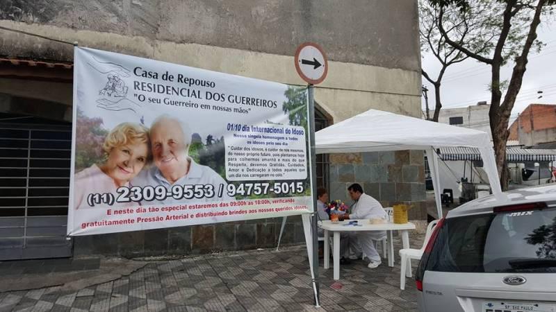 Casas de Repouso com Nutricionista na Chora Menino - Casa de Repouso com Médicos