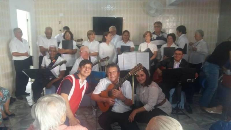 Lar para Idoso com Fisioterapeuta na Serra da Cantareira - Lar Coletivo para Idoso