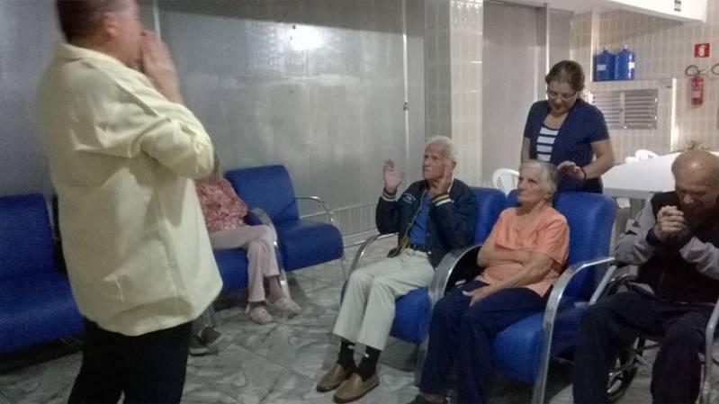 Onde Encontrar Casa de Repouso com Alzheimer no Tucuruvi - Casa de Repouso com Fisioterapeuta