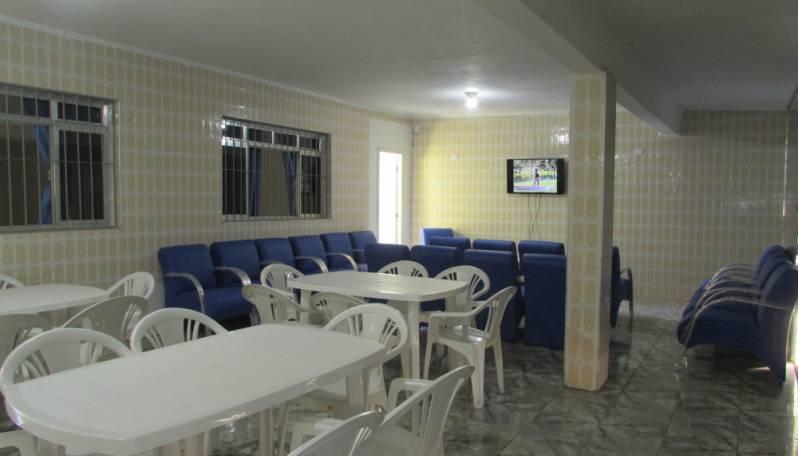 Onde Encontro Casa de Repouso com Nutricionista no Alto do Pari - Casa de Repouso com Fisioterapeuta