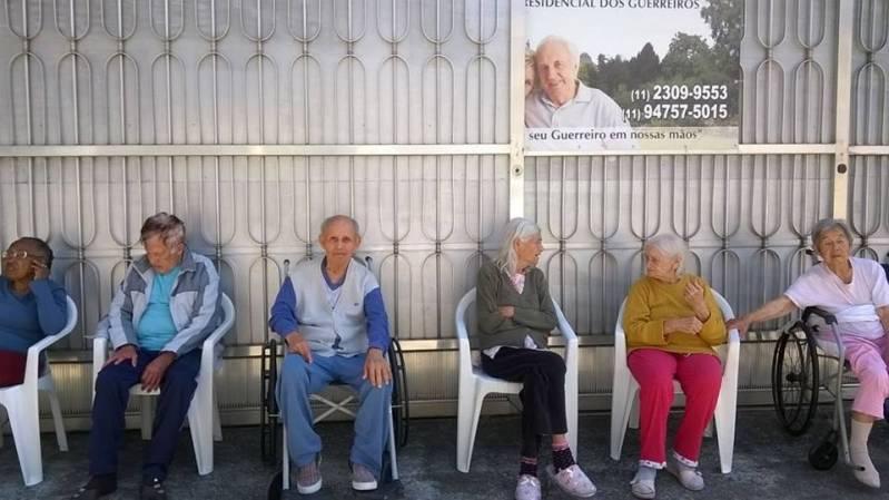 Onde Encontro Lar para Idoso com Alzheimer em São Bernardo do Campo - Lar para Idoso