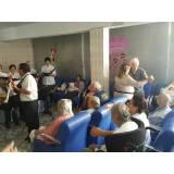 lar para idoso com assistência médica em Moema