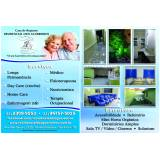 onde encontro lar para idoso para senhoras na Vila Mariana