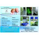 residencial de idosos para senhoras preço na Vila Mazzei
